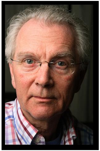 Jan Vriend Portrait